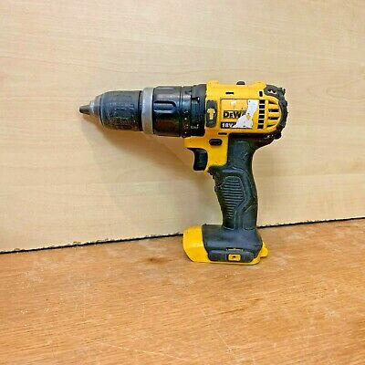 DEWALT DCD785N XR 18v Lithium-ion Cordless 2 Speed Hammer Drill Driver *Body* • 44.99£
