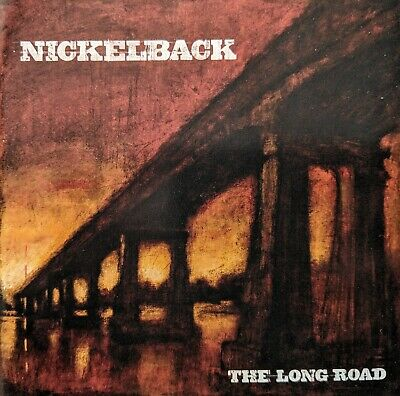 Nickelback - The Long Road (CD Album 2003) Someday / Do This Anymore... • 0.99£