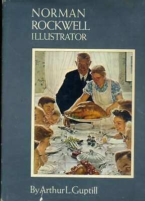 $ CDN352.66 • Buy Norman Rockwell JSA Coa Hand Signed Illustrator Book Autograph