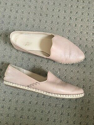 AU9 • Buy Nine West Leather Flats Sz 7.5