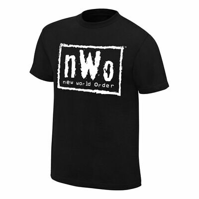 £24.99 • Buy Wwe Nwo Retro Wcw Official T-shirt All Sizes New