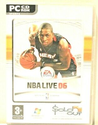 AU9.90 • Buy PC Games-NBA Live 06 PC Game Good Condtion EA Sports