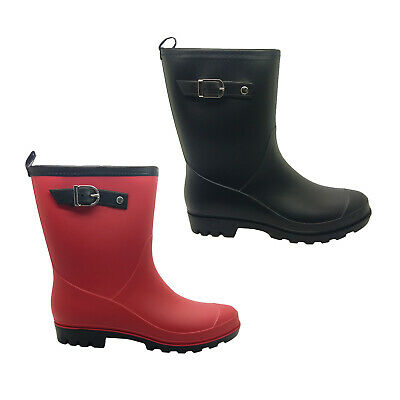 AU39.95 • Buy Aussie Gumboot Victoria Mid Length Gumboots Big Fit Matte Finish
