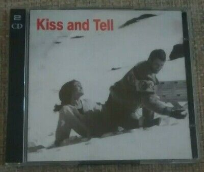 Various - The Emotion Collection: Kiss And Tell (Time Life 2 CD Set, 1993) • 2.99£