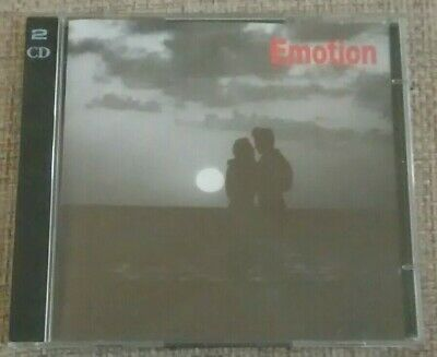 Various - The Emotion Collection: Emotion (Time Life 2 CD Set, 1994) • 7.99£