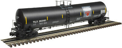 $ CDN127.85 • Buy Atlas O Scale 25,500G Tank Car (2-Rail) Louisiana Hot Sauce/TILX #263160