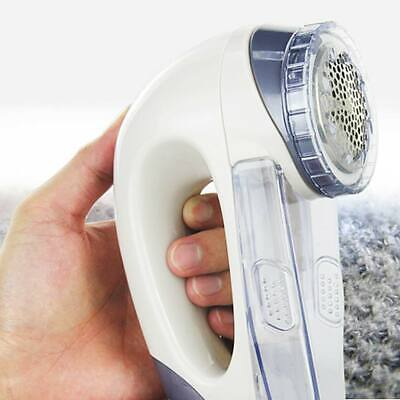 Handheld Useful Electric Sweater Fabric Shaver Lint Remover Clothes Defuzzer  • 7.99£