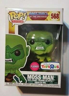 $40.99 • Buy Funko POP Television Masters Of The Universe Moss Man Flocked Vinyl Figure 568
