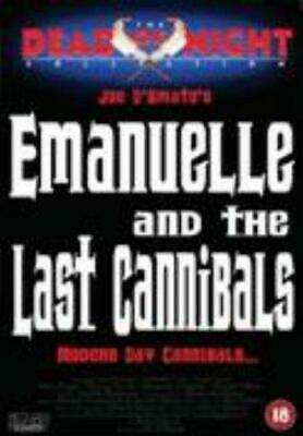 Emanuelle And The Last Cannibals [DVD] [1977] [1978], Good DVD, Pierluigi Cervet • 4.54£