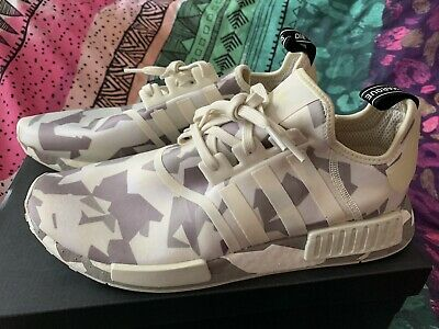 AU125 • Buy Adidas NMD R1 Bape Camo Army Runner Size Us 11,12 And 13 EF4262| Brand New