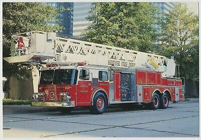 AerialCat Truck, City Of Hoover Fire Department, Hoover, Alabama • 4.69£