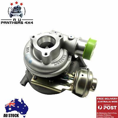 AU398 • Buy GT2052V TURBO CHARGER For NISSAN PATROL GU Series ZD30. 3.0L 724639-5006S