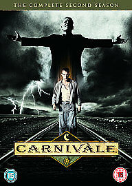 Carnivale: Complete HBO Season 2 [DVD] [2006], New, DVD, FREE & FAST Delivery • 19.07£