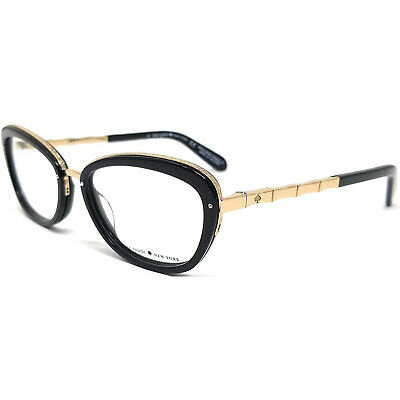 AU64.69 • Buy New Kate Spade Maribeth 0CY5 Black Eyeglasses 52-17-135