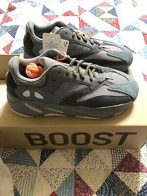 $ CDN461.37 • Buy NEW Adidas Yeezy Boost 700 Teal Blue V2 Men's Size 10.5 FW2499 100% Authentic
