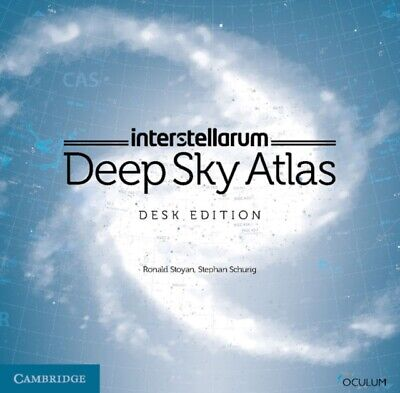 Interstellarum Deep Sky Atlas • 62.87£