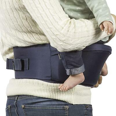 Hippychick Hipseat Baby Carrier | Lightweight Adjustable Back Supporting Waist • 43.66£