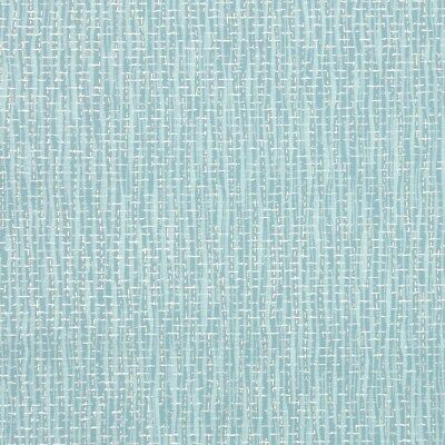 £32.60 • Buy 1950s Vintage Wallpaper Fine Graphics Blue And Metallic Gold