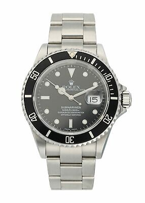$ CDN10956.32 • Buy Rolex Submariner 16610 T Men's Watch