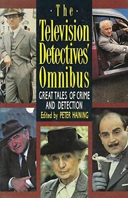 Peter Haining, Television Detectives Omnibus Great Tale, Very Good, Paperback • 3.79£