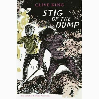 Stig Of The Dump  By Clive King   -   9780241396773 • 5.99£