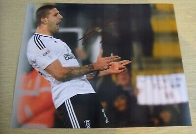 Aleksandar Mitrovic Signed Fulham 10x8 Photo • 2.99£