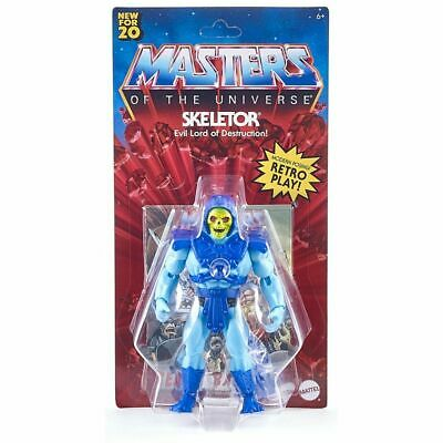 $24.95 • Buy Masters Of The Universe Origins MOTU Walmart Skeletor Battle 5.5  Action Figure