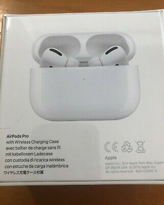 $ CDN300 • Buy Apple AirPods Pro With Wireless Charging Case Authentic Brand New Sealed