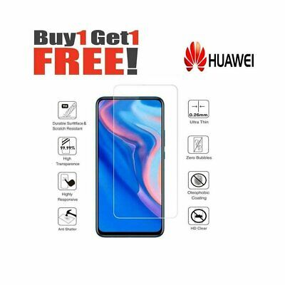 Tempered Glass Screen Protector Case Friendly For Huawei Models Buy 1 Get 1 Free • 3.89£
