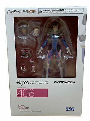AU79.99 • Buy Good Smile Overwatch D.Va / Dva Figma Action Figure NEW