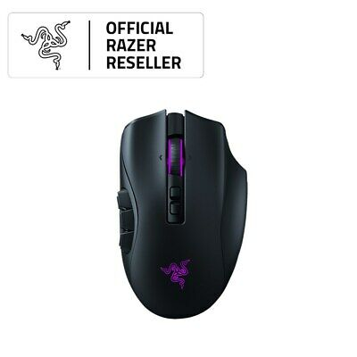 AU269 • Buy Razer Naga Pro Wireless Optical Gaming Mouse - RZ01-03420100-R3A1