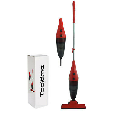 £22.74 • Buy Red 600w Bagless Cyclonic Stick Upright Handheld Vacuum Cleaner Hepa Filter