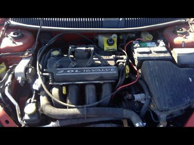 $495 • Buy Engine Excluding R/T And Acr VIN C 8th Digit Fits 00-02 NEON 3244553