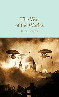 The War Of The Worlds (Macmillan Collector's Library) By Wells, H. G., NEW Book, • 8.09£