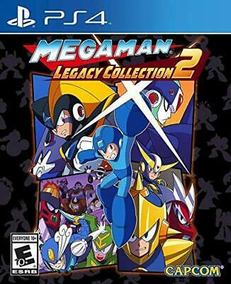 £19 • Buy Mega Man Legacy Collection 2 Ps4 New! 7,8,9, 10! 4 In One! Nes Classic! Megaman