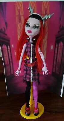 Mattel Monster High Operetta Doll Freaky Fusion Inspired Ghouls 2011  • 5.99£