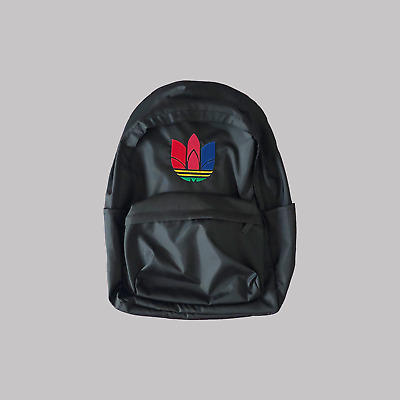 AU59.99 • Buy Adidas Originals Trefoil Olympics Logo Backpack / Brand New