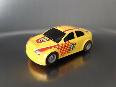 £10 • Buy Micro Scalextric Car Yellow No2 Rally Working 1:64  Free Postage