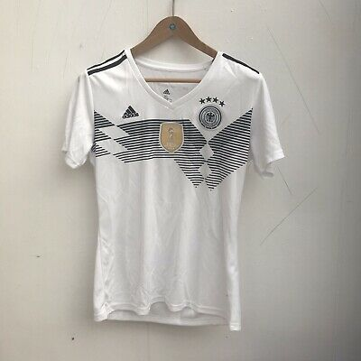 Brand New Germany 2018-2019 Adidas Climalite Home Football Shirt Size Xl Mens • 19.99£