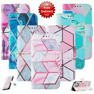 Case For IPhone 11 12 Pro MAX XR 8 7 6s Plus SE Luxury Leather Flip Wallet Cover • 3.95£