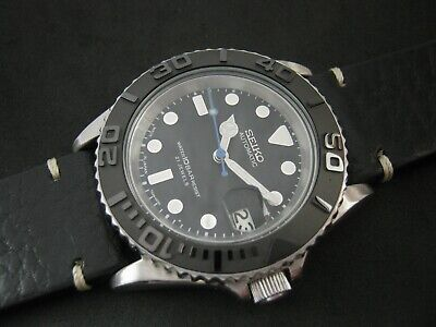 $ CDN489.99 • Buy SEIKO SKX031 Mod ' YACHT MASTER '  NH35 Water Proof Tested Nice Collection