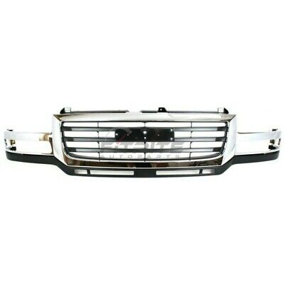 $309.74 • Buy New Grille Fits Gmc Sierra 2500 Hd 2003-2006 Gm1200568