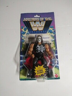 $18.60 • Buy WWE Masters Of The Universe STING Action Figure NEW In Package MOTU 2019 MATTEL