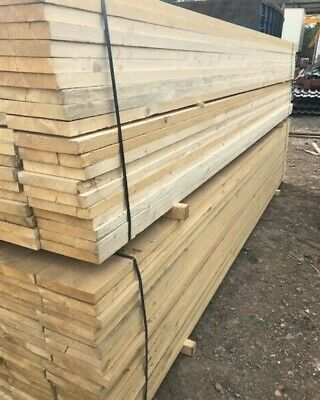13ft New Unbanded Scaffold Boards • 12£