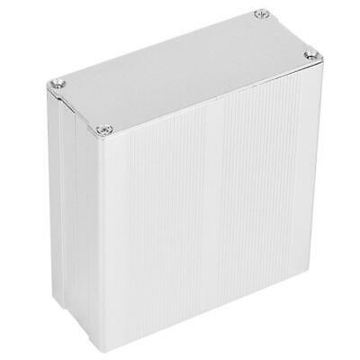 Aluminum Instrument Box Extruded Enclosure Electronic Project Case 40x97x100mm • 6.43£