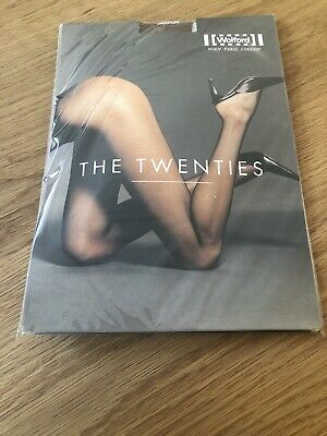 Wolford The Twenties Tights. Size Medium. Wood. Brand New • 5£