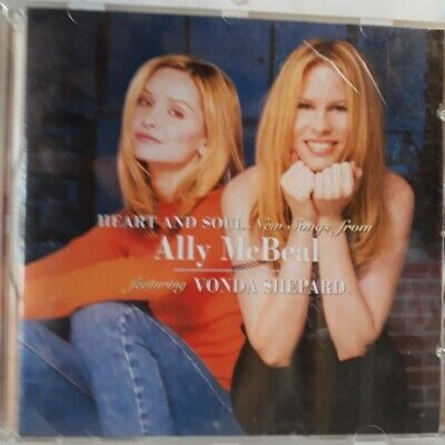 Ally McBeal Feat. Vonda Shepard - Heart And Soul (1999 CD Album) • 2.40£