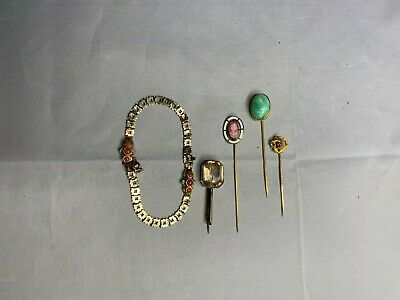$ CDN27.02 • Buy Great Lot Of Victorian/Vintage Gold Filled Jewelry Scrap/Use 16g  (Y84)