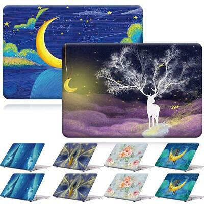 Printed Paints Laptop Shell Case Cover For Huawei MateBook 13 14/D14 D15 / X Pro • 10.98£