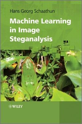 Machine Learning In Image Steganalysis • 68.35£